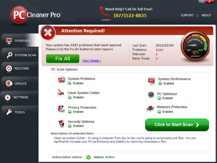 PC Cleaner Pro latest version