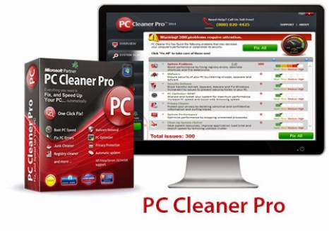 PC Cleaner Pro