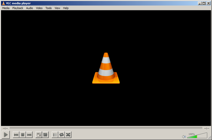 VLC Media Player windows