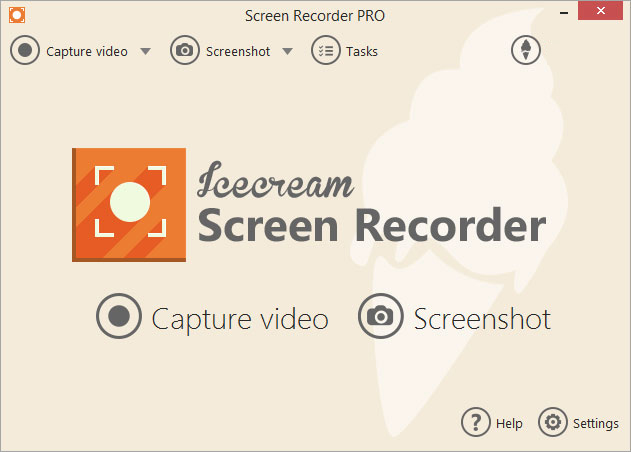 Icecream Screen Recorder Pro windows