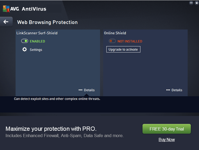 Avg Antivirus latest version