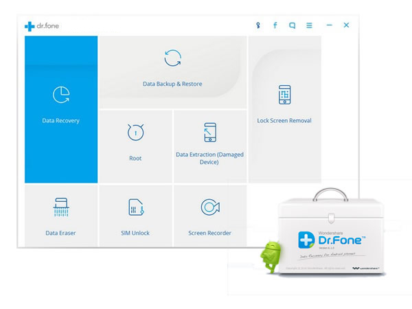Wondershare Dr.Fone windows