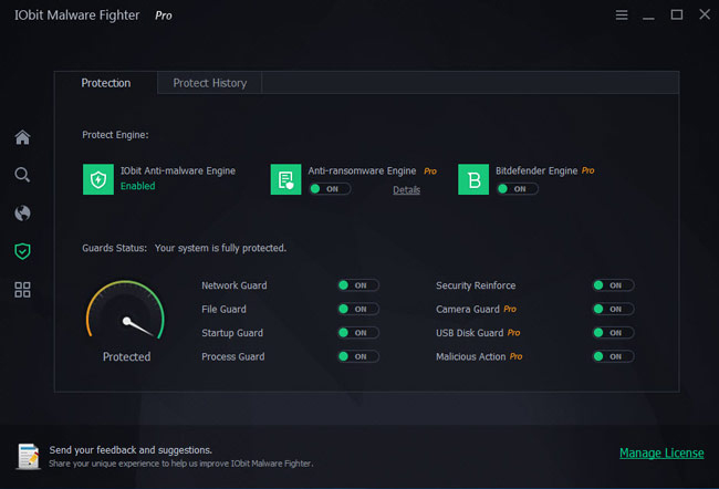 IObit Malware Fighter Pro latest version