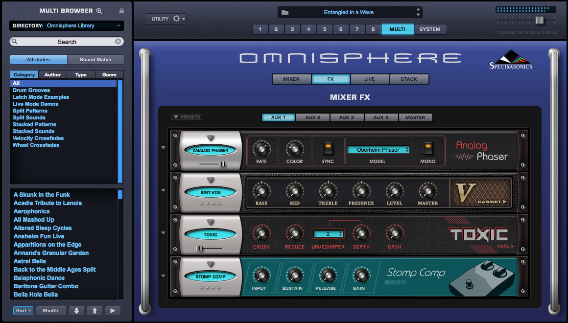 Spectrasonics Omnisphere latest version