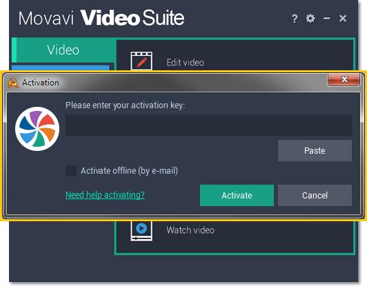 Movavi Video Suite latest version