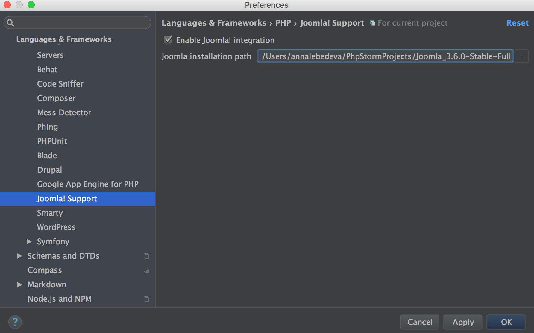 PhpStorm latest version