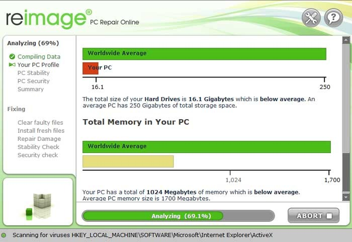 Reimage Pc Repair latest version