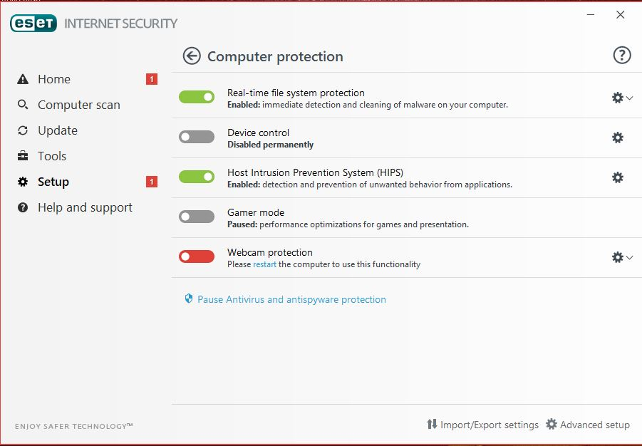 ESET Smart Security Premium latest version