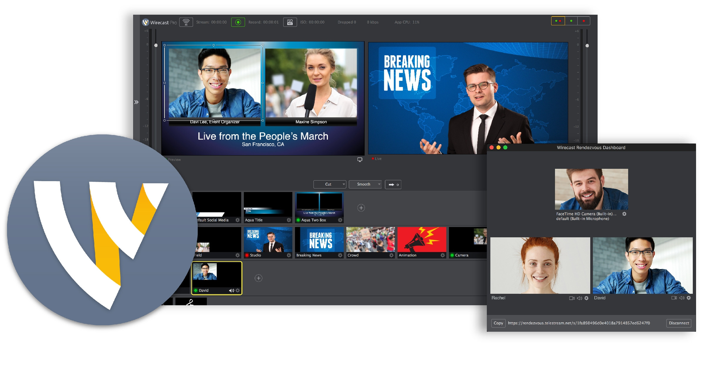 Wirecast Pro latest version