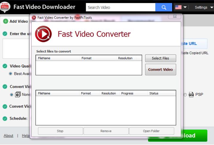 Fast Video Downloader latest version