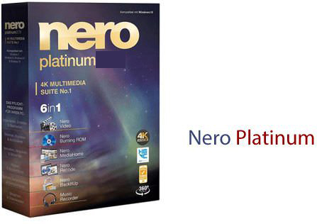 Nero Platinum Suite