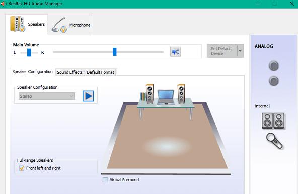 Realtek High Definition Audio Drivers latest version