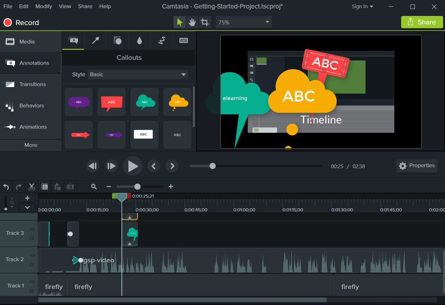 Camtasia Studio latest version