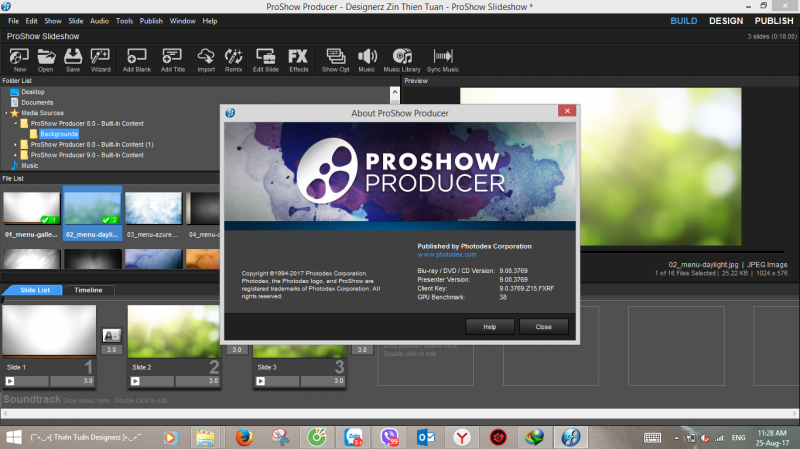 ProShow Producer latest version
