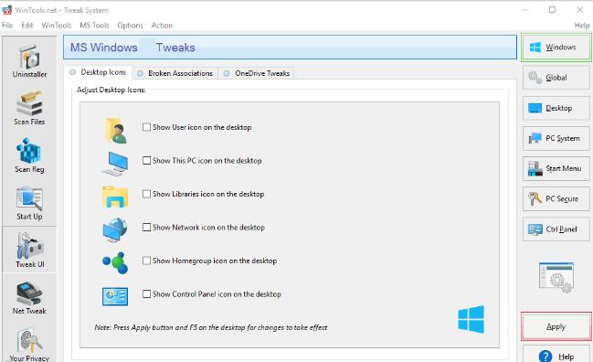 WinTools Net Professional latset version