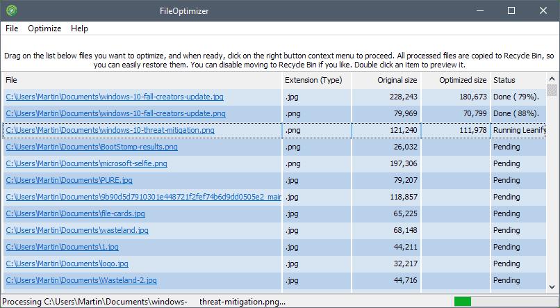 FileOptimizer latest version