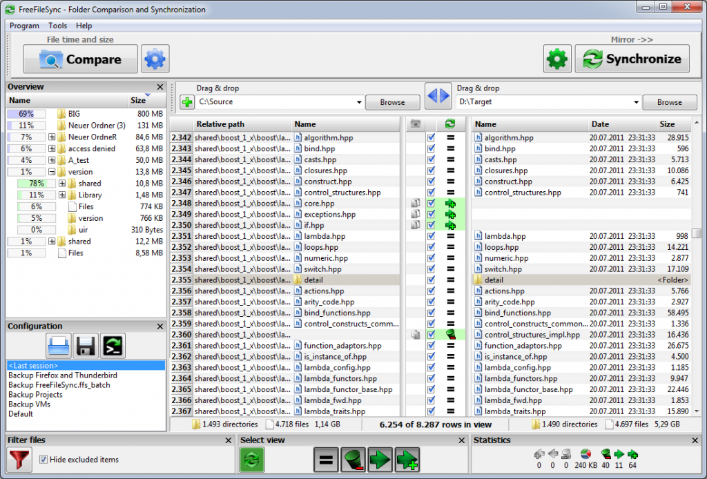 FreeFileSync latest version