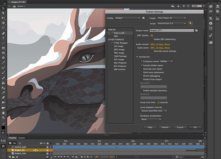 Adobe Animate CC latest version