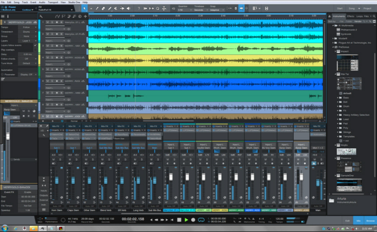 PreSonus Studio One Pro latest version