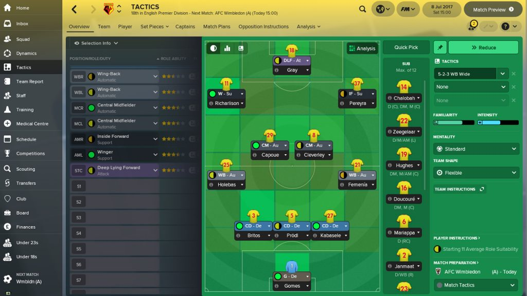 Football Manager latest version