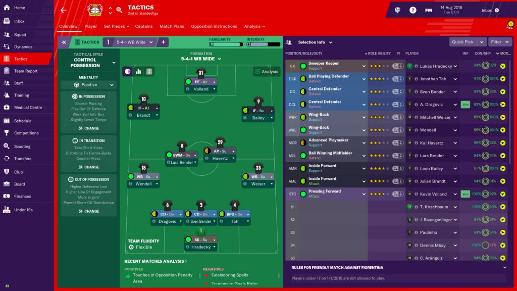 Football Manager windows