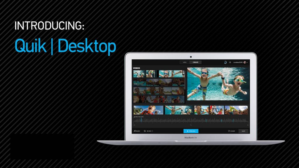 Quik Desktop windows