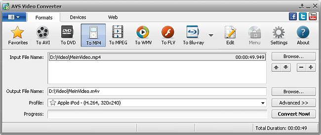 AVS Video Converter latest version
