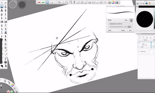 Sketchbook Pro windows
