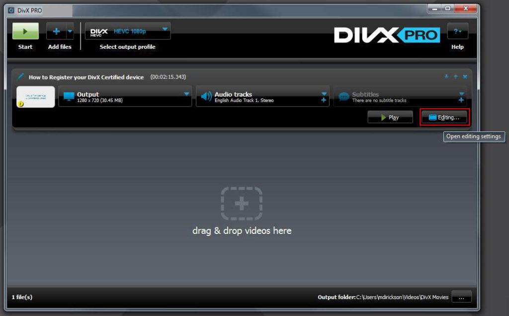 DivX Pro latest version