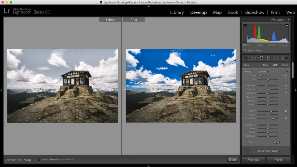 Adobe Photoshop Lightroom Classic CC windows