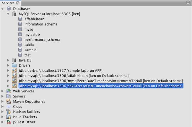 MySQL windows