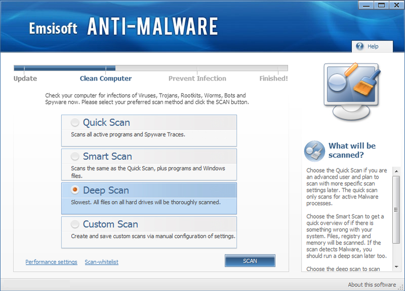 Emsisoft Anti-Malware latest version