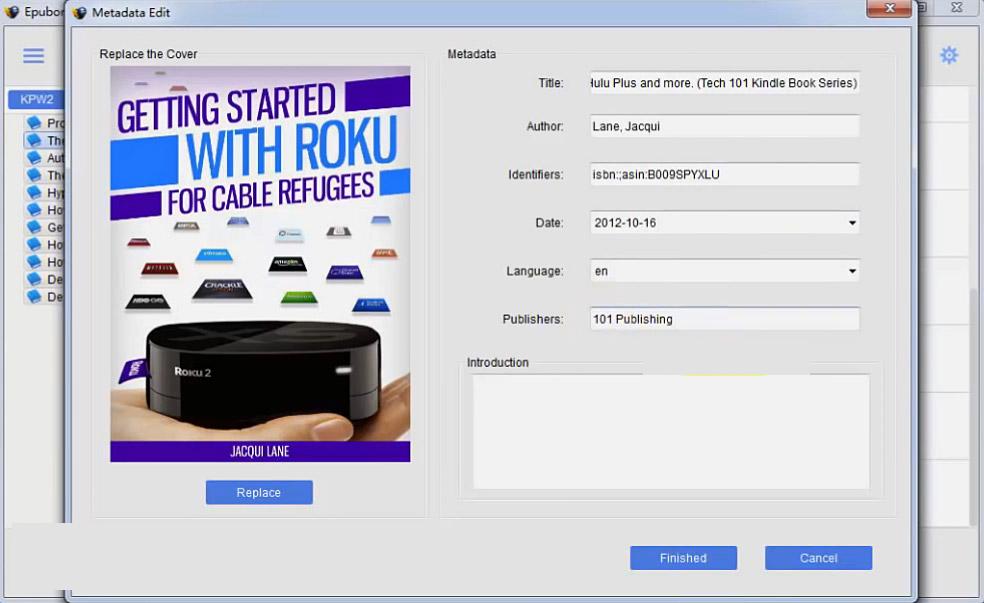 Epubor Ultimate eBook Converter windows