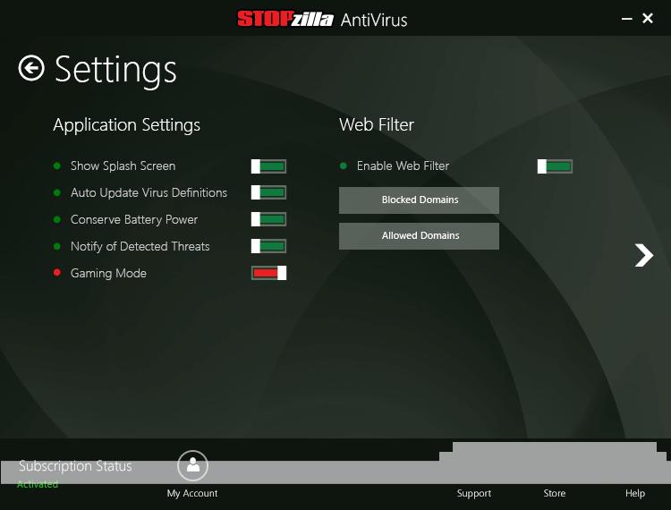 STOPzilla AntiVirus latest version