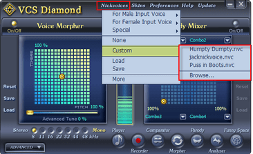 AV Voice Changer Software Diamond latest version