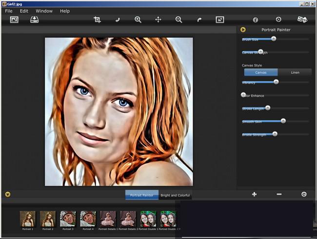 JixiPix Portrait Painter latest version