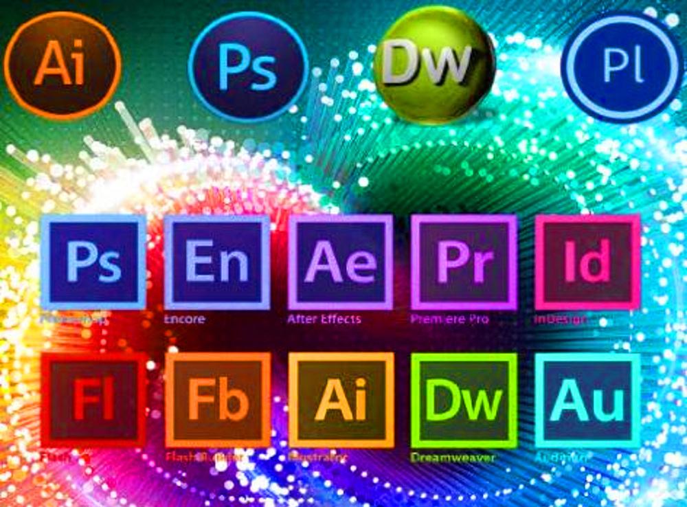Adobe Master Collection CC windows