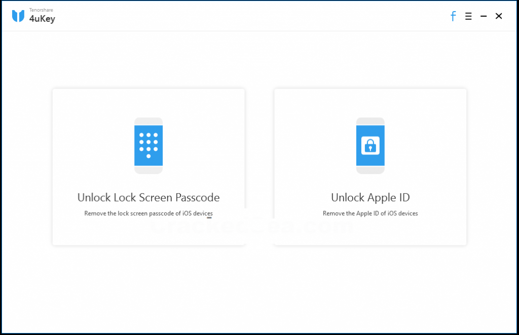 Tenorshare 4uKey latest version