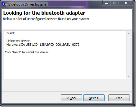 Bluetooth Driver Installer latest version v