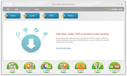 Freemake Video Converter latest version