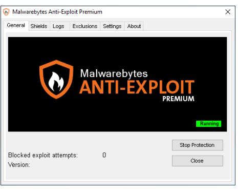 Malwarebytes Anti-Exploit Premium windows
