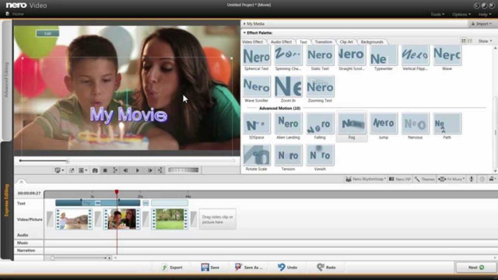 Nero Video latest version