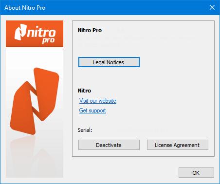 Nitro Pro latest version