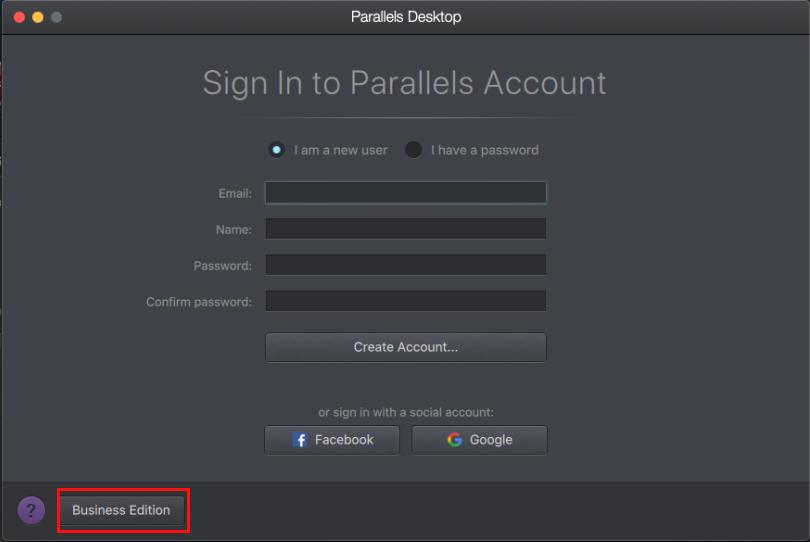 Parallels Desktop latest version